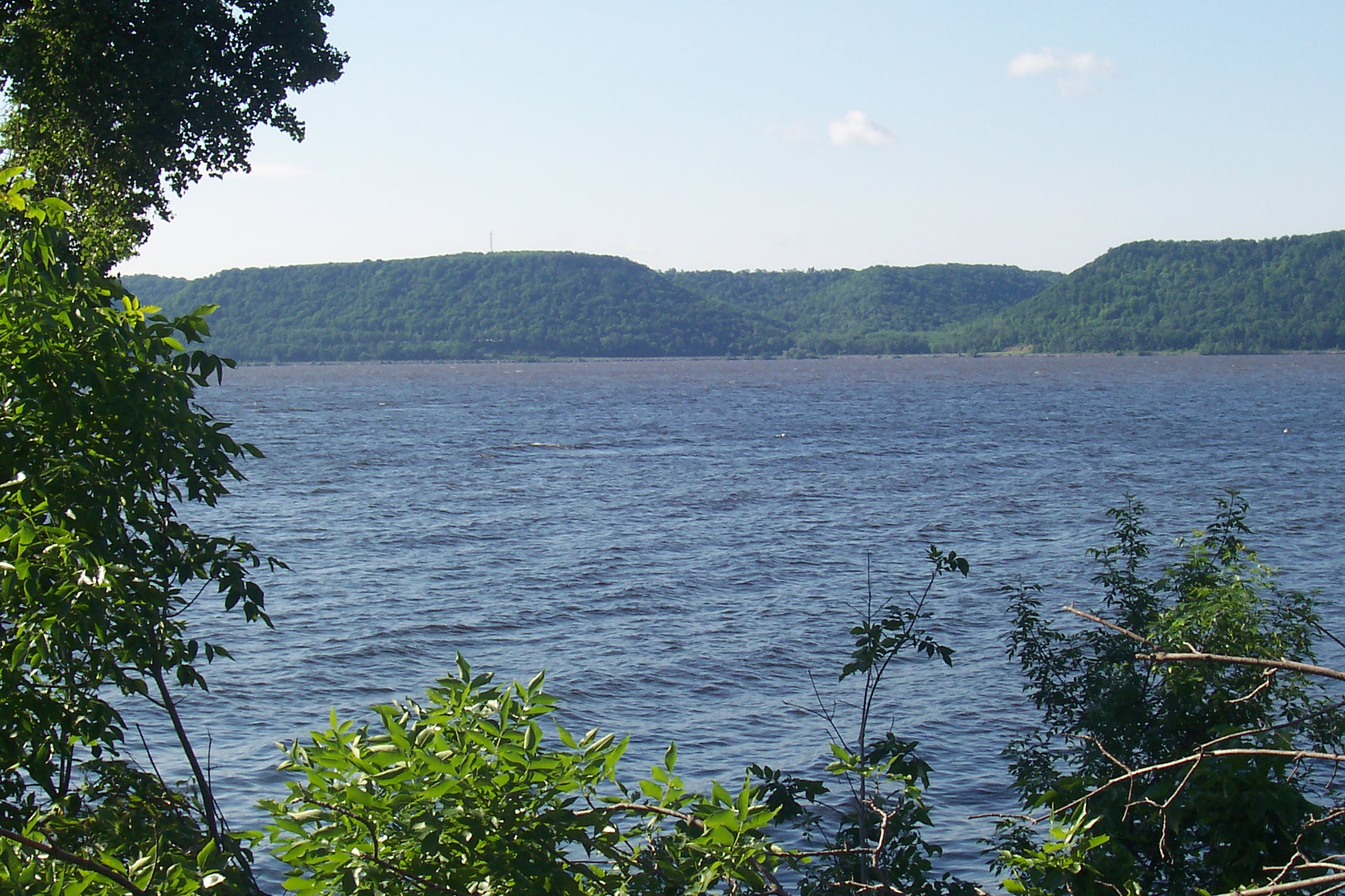 Pepin eagles nest vacation rental for Lake pepin cabin rentals